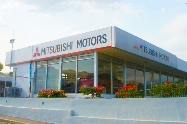 Mitsubishi-Dealership
