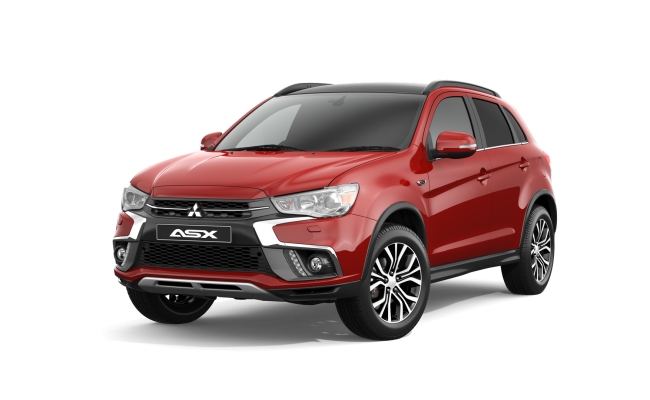 Explore Mitsubishi Colours -ASX Executive