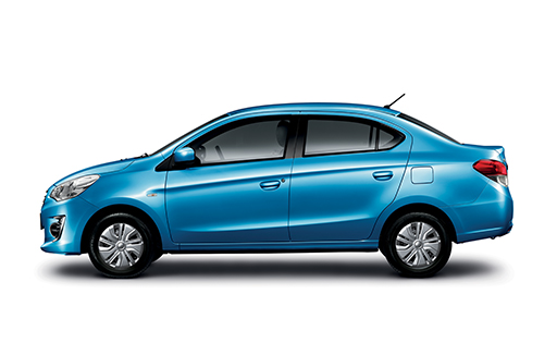 Explore Mitsubishi Colours -GLS