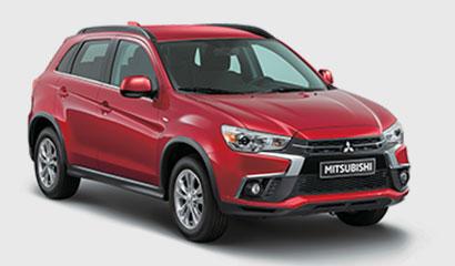 Mitsubishi Range
