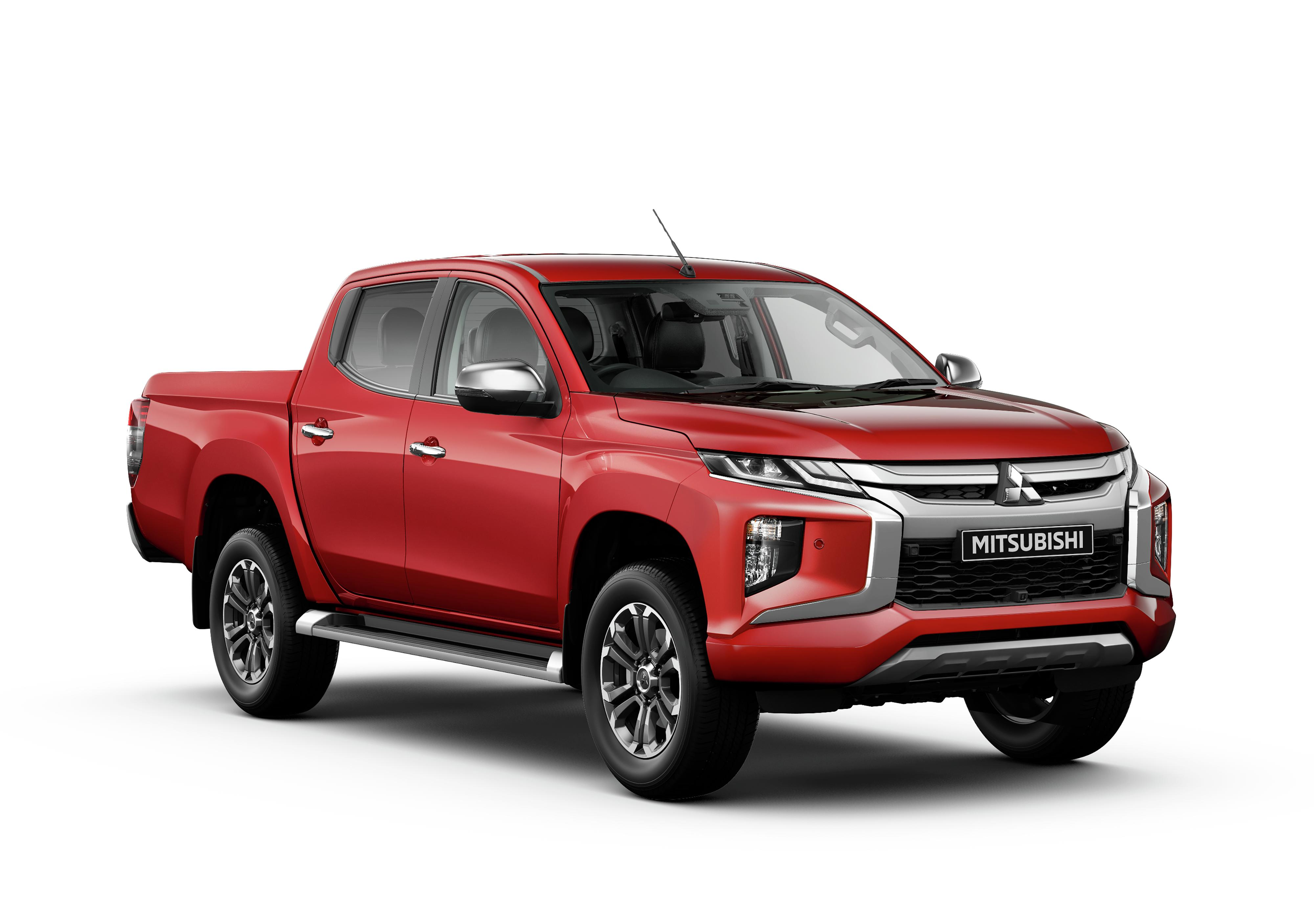 Explore Mitsubishi Colours -L200 Sportero AT